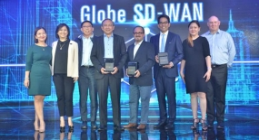 Globe Telecom Launches SD-WAN Service for SMEs in the Philippines