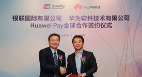 Huawei Pay Debuts in Russia; Partners UnionPay for Worldwide Roll Out