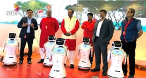 Bangladesh's Robi Intros AI-based Service Robots at Designated Sales and Service Centers