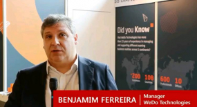 Benjamim Ferreira of WeDo Technologies on Enhancing Monetization of Operator Roaming Traffic