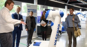 CommScope Opens New Center in Belgium to Develop Automated Manufacturing Competencies