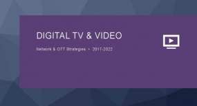 OTT TV Revenues to Surge to $120B by 2022; Expenditure on Original Content Increases