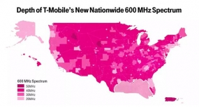 T-Mobile Plans to Rollout 600 MHz Network This Summer