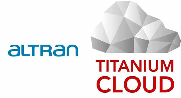 Altran Integrates its MANO Solution with Wind River Titanium Cloud for E2E NFV Solution
