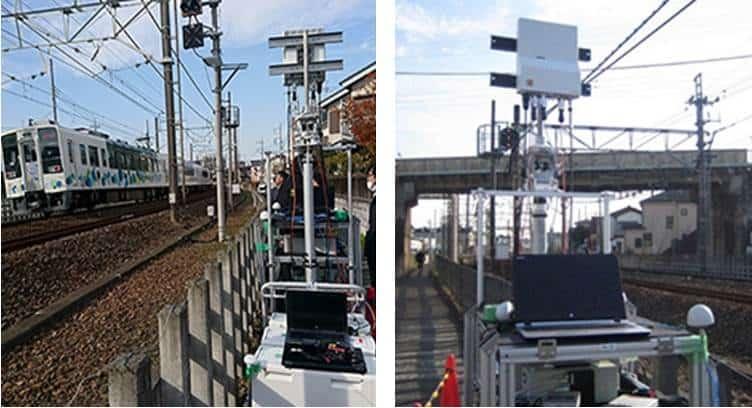 NEC, NTT Test 4K/8K HD Video Streaming in High-speed Train