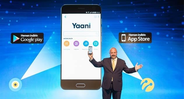 Turkcell Launches Search Engine Yaani to Add to List of Digital Services