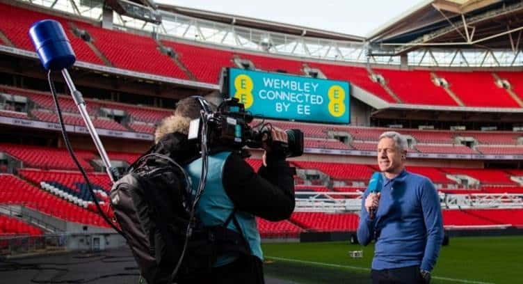 EE Showcases Live 5G Broadcast In Partnership with BT Sport