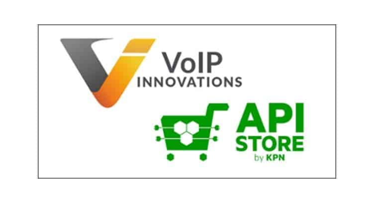 KPN Features VoIP Innovations' CPaaS Product in its API Store