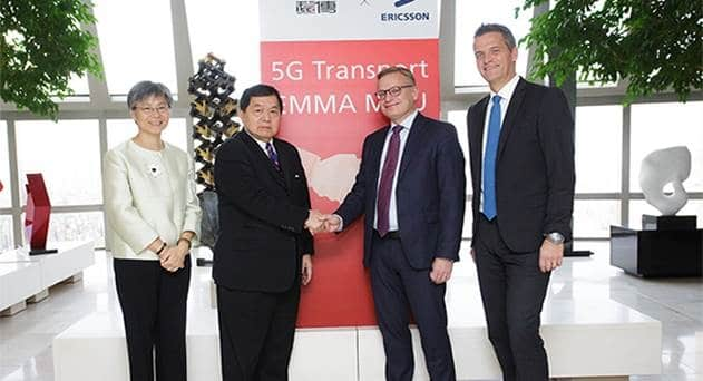 Far EasTone Selects Ericsson to Rollout Combined FDD/TDD