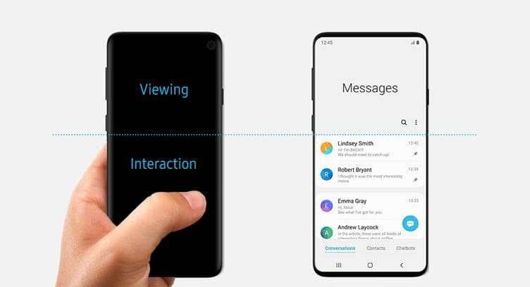 Samsung's New 'One UI' for Smartphones Improves on Usability and Visual Comfort