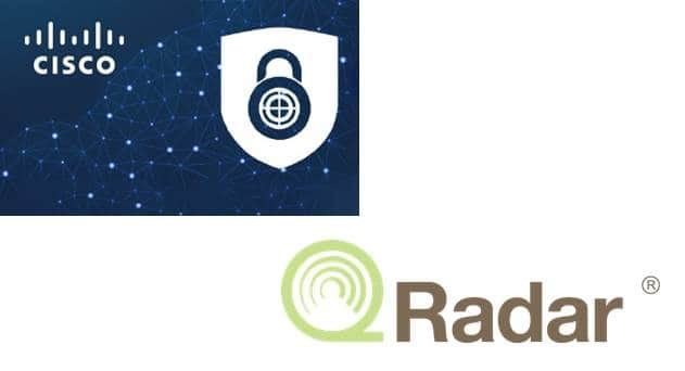 Cisco Security Solutions to Integrate with IBM's QRadar Security Analytics Platform