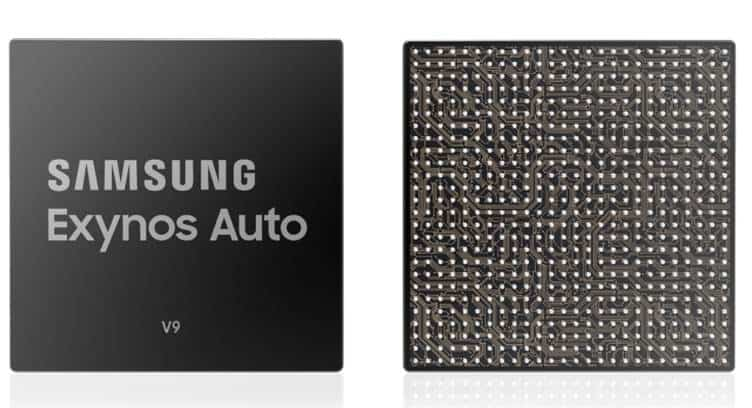Samsung's Exynos Auto V9 Processor to Power Audi's In-vehicle Infotainment System