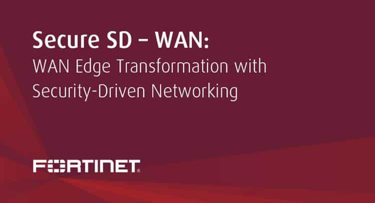 Orange Business Services Selects Fortinet to Offer Secure SD-WAN