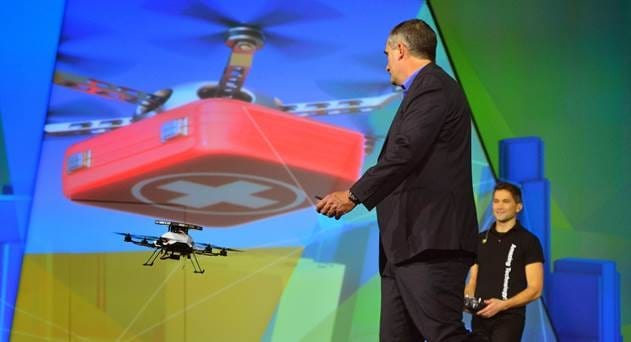 Intel Acquires German Drone Startup Ascending Technologies