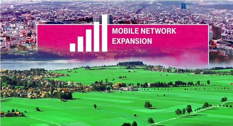Deutsche Telekom to Add 7000 New Base Stations by 2021
