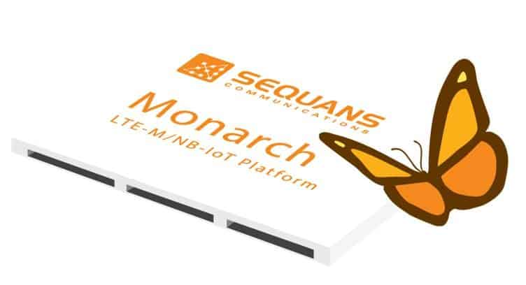 NTT DOCOMO to Use Sequans' Monarch LTE Platform to Accelerate Adoption of NB-IoT in Japan