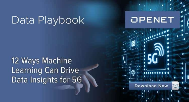 Data Playbook: 12 Ways Machine Learning will Enrich 5G