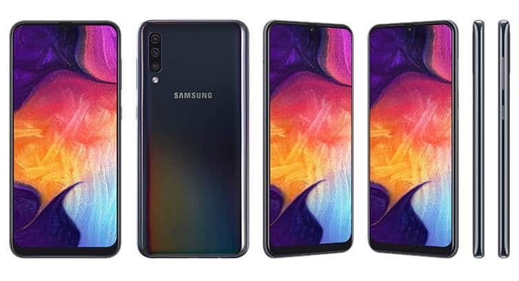 U.S. Cellular Starts Offering the $350 Samsung Galaxy A50