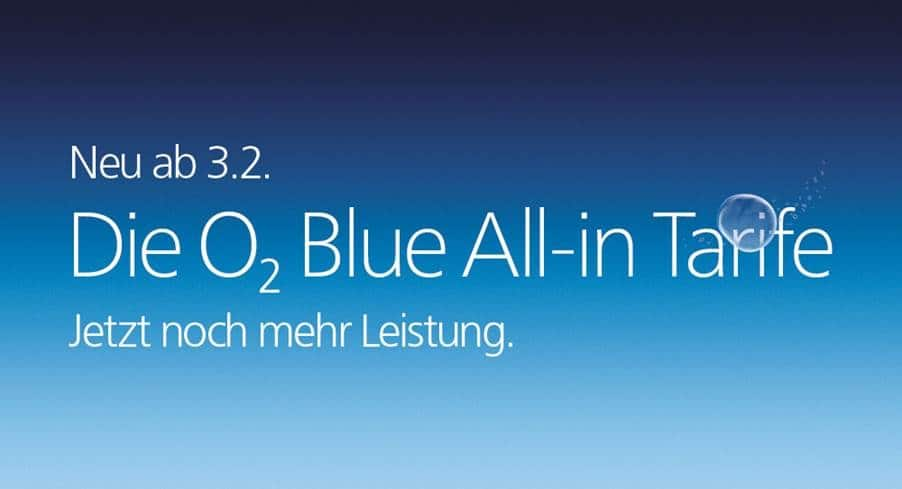 O2 Germany Enhances its Blue Portfolio to Include Flat Rate Call Minutes & Data Top-Ups