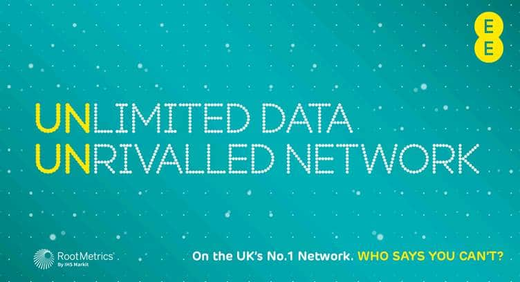 EE Launches Unlimited 4G and 5G Data Plans with 100GB Monthly Giftable Data Allowance