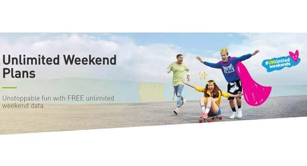 StarHub Unleashes Unlimited Data Plan for Weekends