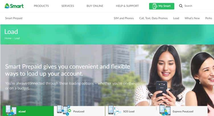 Smart Launches e-Load Services for Prepaid Customers at Metro Supermarket