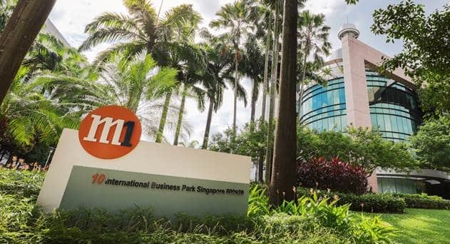 M1's Net Profit Down 14.6% in Q1, Mobile Data Usage on Uptrend