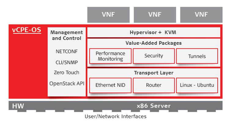 Network Functions Virtualization (NFV) - cover