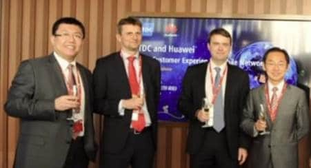 Huawei Completes TDC's Modernization of Mobile Network