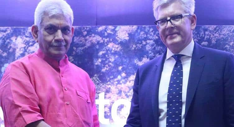 Ericsson Launches India's First 5G Innovation Lab at IIT-Delhi