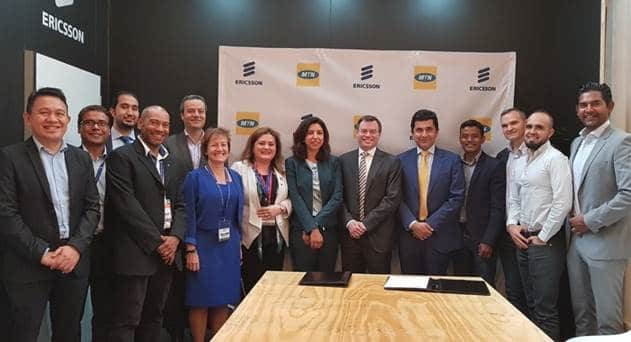 MTN First to Showcase 20Gbps in 5G Trial in South Africa