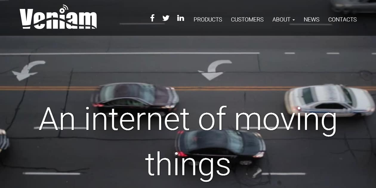 The Internet-of-Moving-Things To Arrive In US Cities Soon With Veniam's Wi-Fi-based Vehicular Network Solution