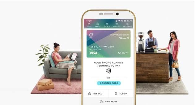 Singtel Adds QR Code Payments to Dash Mobile App
