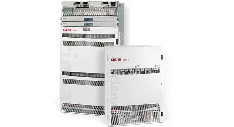 Conterra Networks Selects Ciena's 6500 Packet-Optical Platform as Core Switch