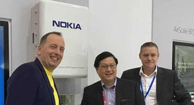 Sprint, Nokia Demo Massive MIMO with 3D Beamforming at MWC