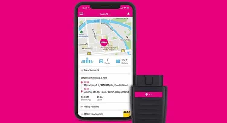 Deutsche Telekom Enhances Connected Car Service with Roadside Assistance
