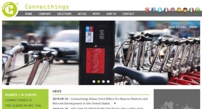IoT Startup Connecthings Raises $10.6M to Expand Beacon Network in the US