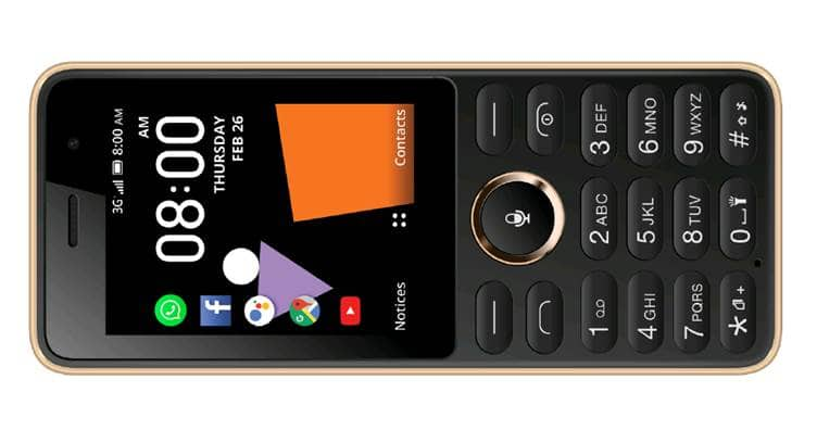 Orange Invests in the Maker of KaiOS Mobile OS for Smart Feature Phones