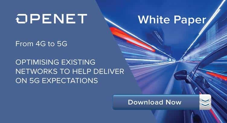 From 4G to 5G - Optimising Existing Networks to Help Deliver on 5G