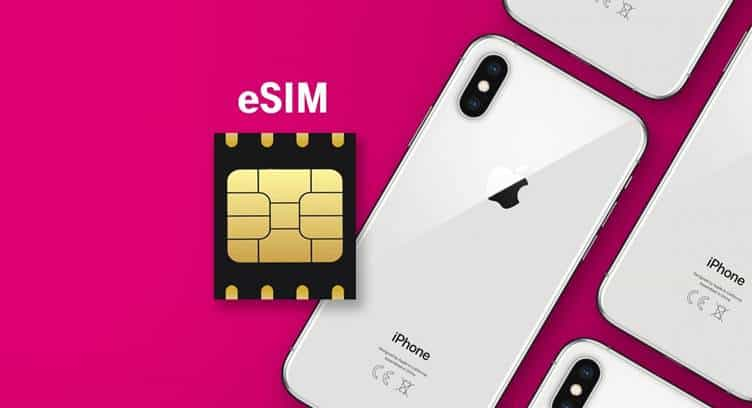 T-Mobile Netherlands Offers eSIM for iPhone and iPad with