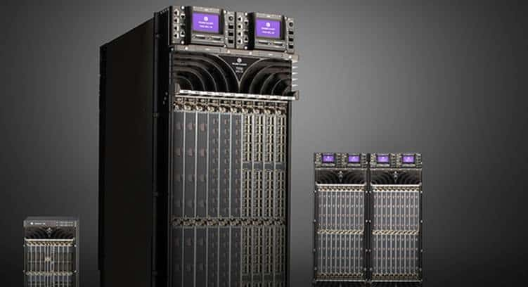 Alcatel-Lucent's 7950 XRS Family