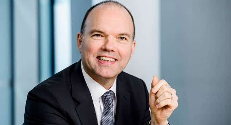 Vodafone Names CFO Nick Read as Group CEO to Succeed Vittorio Colao