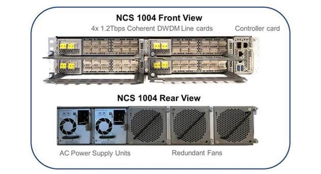 Cisco Intros 2 New Modular Platforms with Automation Capabilities for ROADM Optical Transport