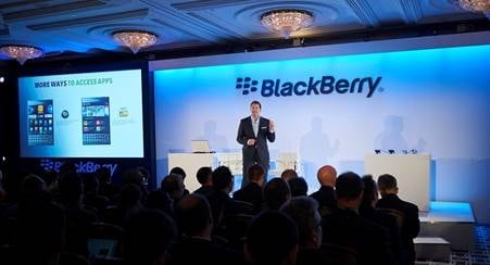 BlackBerry BBM to Support Android Wear Smartwatches