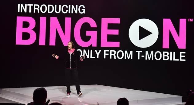 T-Mobile Uncarrier X Brings Free Video Streaming to HBO, Hulu, Netflix & Others