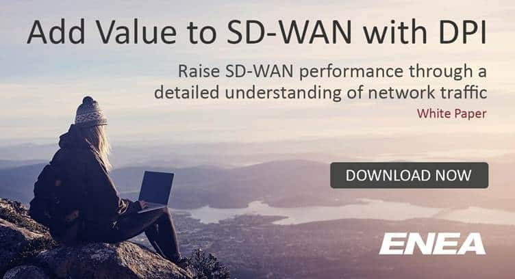 Adding Value to SD-WAN with DPI