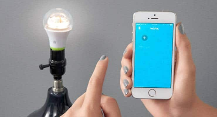 GElink Connected Bulb integrated with Wink