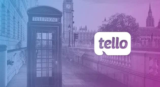 UK MVNO Tello Launches Personalized '4G at No Extra Costs' Plan