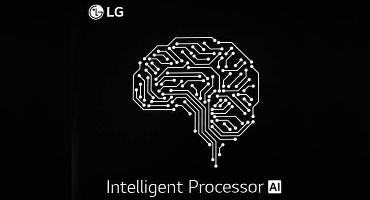 LG Develops AI Chip for Smart Home Products