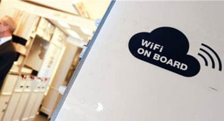 Air France Teams with Orange to Kick Off In-Flight Wi-Fi Service due for Launch in 2015